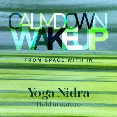 Calm Down, Wake Up - Held In Nature