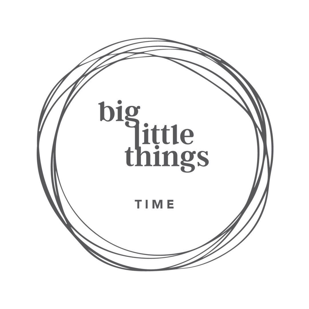 Big Little Things - Time